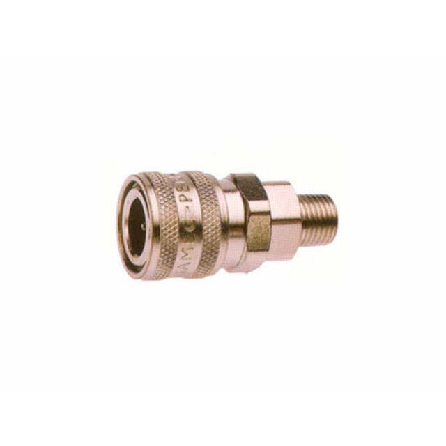 "1/4"" BSP Male Coupling"