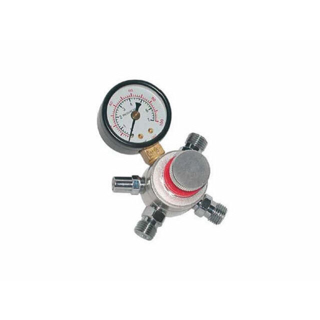 Replacement Regulator & Gauge