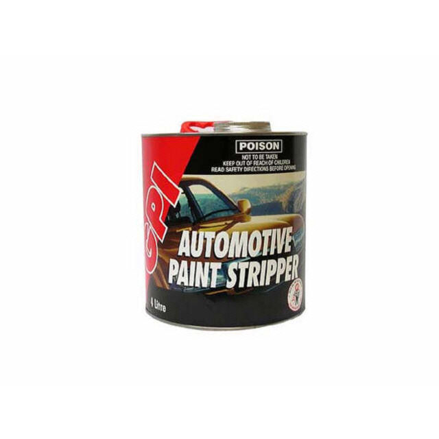 Paint Stripper: 4LT