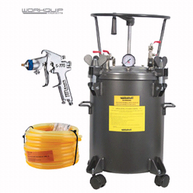 20LTR MAN KIT GEN (POT/5M-HOSE/S770H) - Workquip