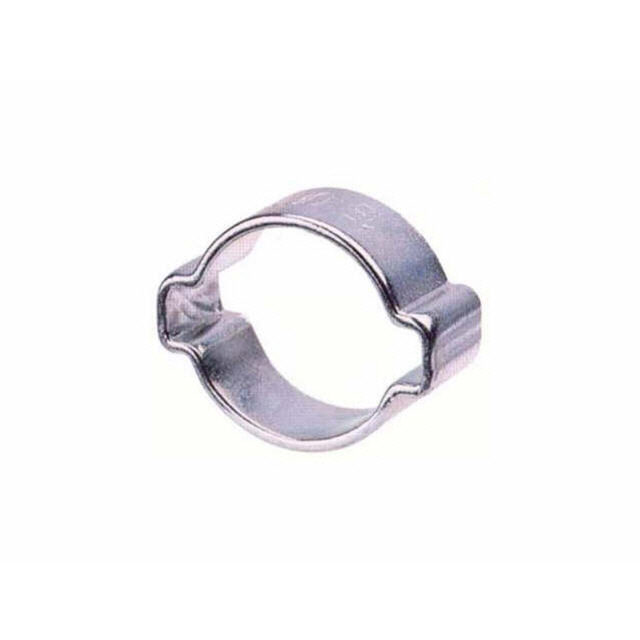 "Hose Clamp 13-15mm 9/16"" ""O"" Clip"