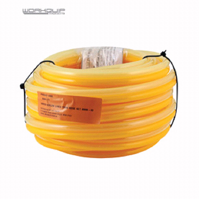 10MTR TEFLON LINED TWIN HOSE SET 8MM-ID - Workquip