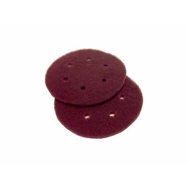Scouring Disc - 150mm Maroon