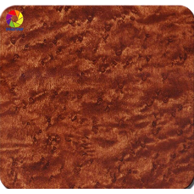 5 Mtr Hydrographic Film Water Transfer Hydro-Dipping Hydro Dip  Cheery Wood Grain