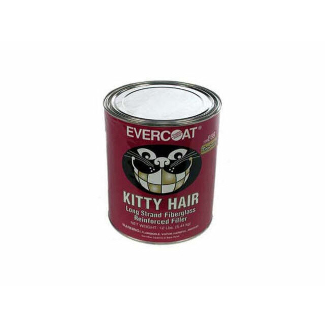 Evercoat Kitty Hair: 1 US Gallon