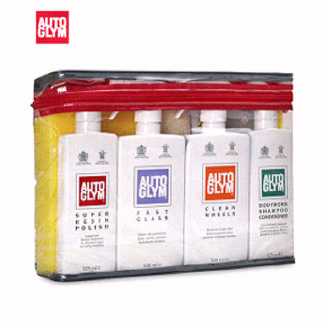 VALETING COLLECTION KIT - Autoglym