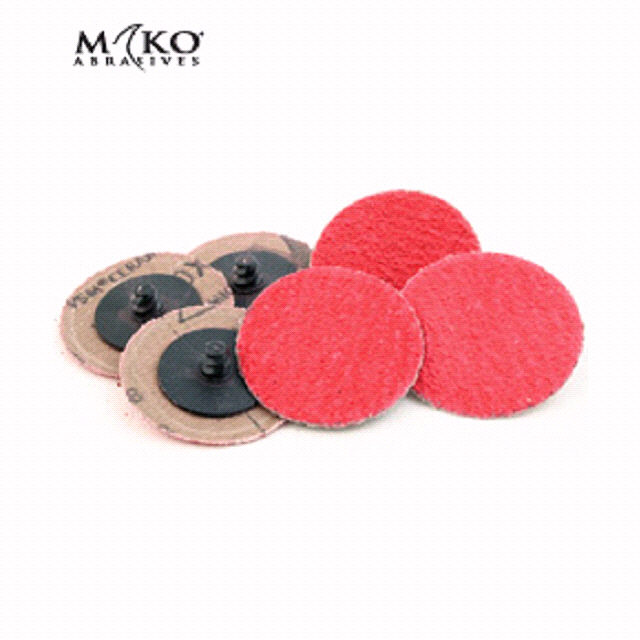 50MM TWISTLOCK DISC CERAMIC 120GRIT 10PK - Mako
