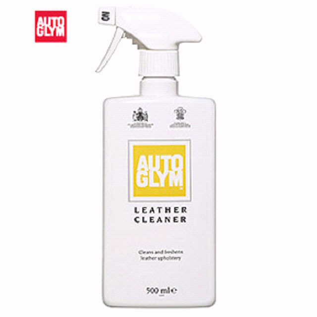 LEATHER CLEANER - 500ml - Autoglym