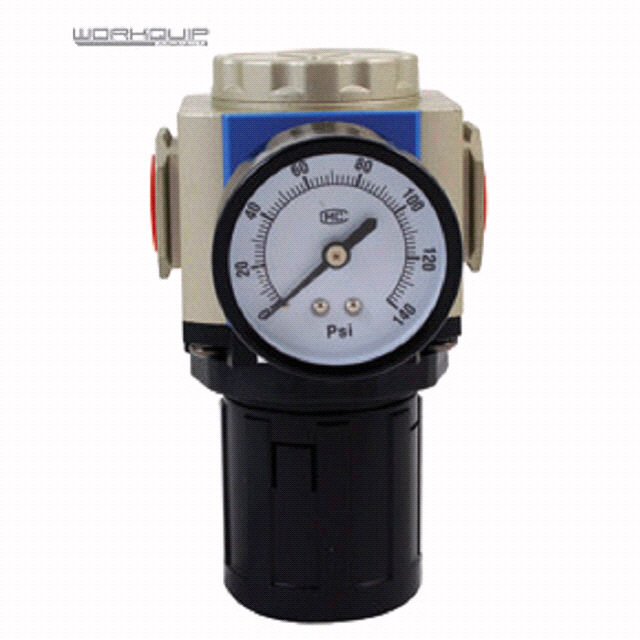 1/2 HI FLOW AIR REGULATOR - Workquip
