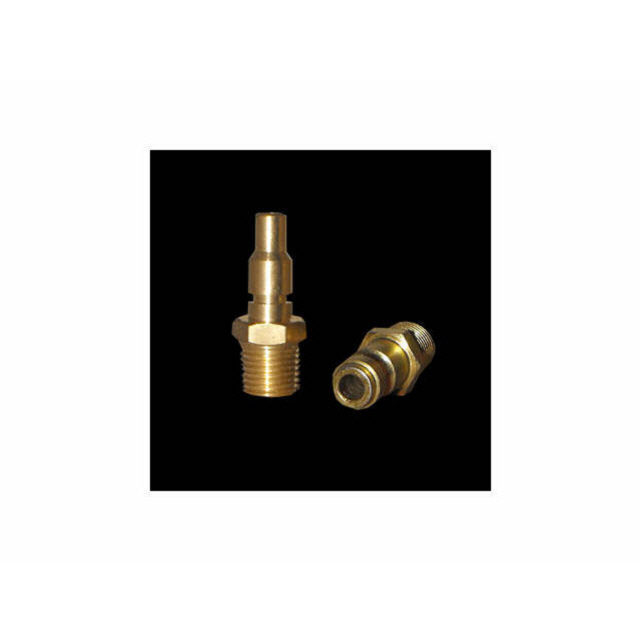 "1/4"" BSP Male Brass Adaptor"