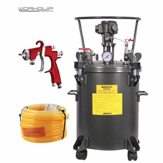 20LTR AIR-AG KIT V3 (POT/5M-HOSE/S2000F) - Workquip