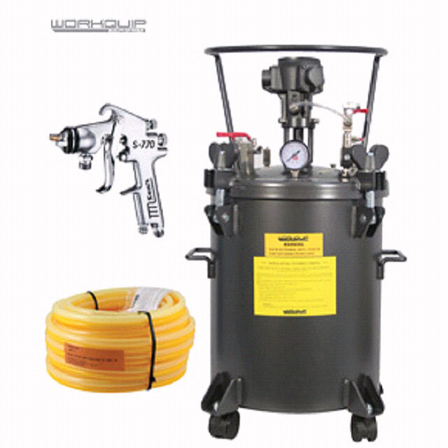 20LTR AIR-AG KIT PRES (POT/15M-HOSE/770P - Workquip