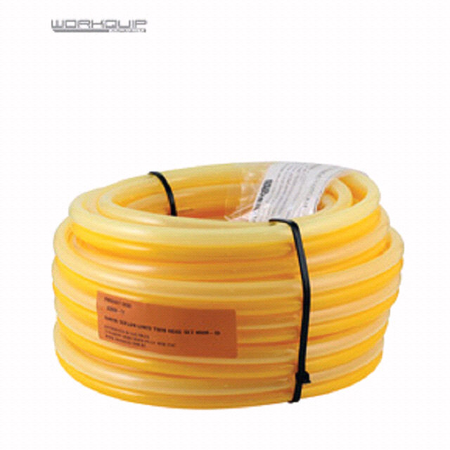 15MTR TEFLON LINED TWIN HOSE SET 8MM-ID - Workquip