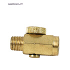 AIR REGULATOR BRASS - Workquip