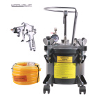 10LTR MAN KIT PRES (POT/5M-HOSE/S770P) - Workquip