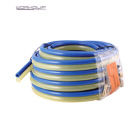 10MTR TEFLON LINED TWIN HOSE SET 12MM-ID - Workquip