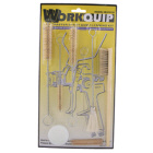 12 PC GUN CLEANING KIT - Workquip