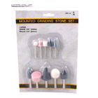 10PC GRINDING STONE KIT - Workquip