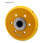 150mm HOOK ON DISC 7 HOLE - Workquip