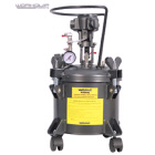 10 LTR PRESSURE POT AIR AGITATION - Workquip