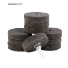 NON WOVEN WHEEL & ARB KIT 50MM (10PC) - Workquip