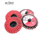 50MM TWISTLOCK FLAP DISC CERAMIC 120GRIT - Mako