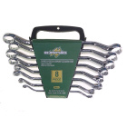 8PC Double Ring Offset Spanner Set (HW5002 - 8)