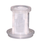SUCTION POT STRAINER x 5 PLASTIC - Workquip