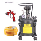 10LTR AIR-AG KIT V3 (POT/15M-HOSE/S2000F - Workquip