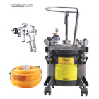 10LTR MAN KIT PRES (POT/10M-HOSE/S770P) - Workquip