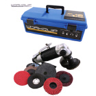 HEAVY DUTY ANGLE GRINDER KIT - Workquip