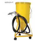5 GALLON ABRASIVE BLAST UNIT - Workquip